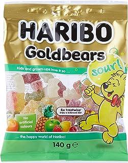 Haribo Sour Gold Bears Gummies, 14 x 140 Grams