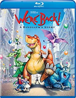 We'Re Back: A Dinosaur'S Story [Edizione: Stati Uniti] [Italia] [Blu-ray]
