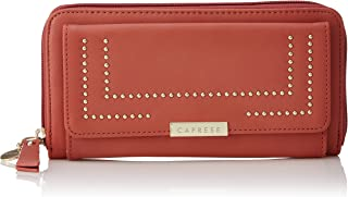 Caprese Daisy Women's Wallet (Orange)