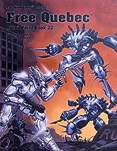Rifts World Book 22: Free Quebec