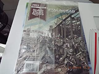 DG: Strategy & Tactics Quarterly Magazine #3, with a Focus on The Battle of Stalingrad, Fall 1942