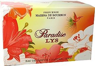 MARINA DE BOURBON Paradise Lys Eau de Parfum For Women, 50 ml