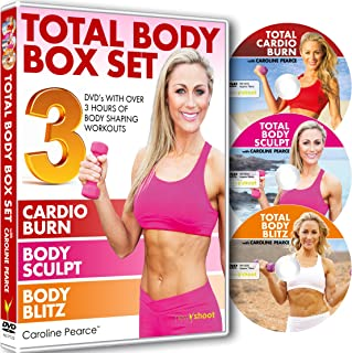 Total Body Box Set with Caroline Pearce