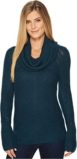 Mountain Khakis Countryside Cowl Neck Sweater