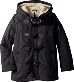 Urban Republic Kids - Wool Toggle Coat (Little Kids/Big Kids)