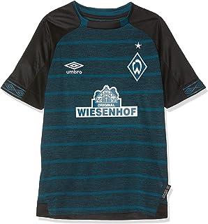 Umbro Kinder Werder Bremen Away Ss Jersey