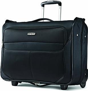 Samsonite Luggage Liftwo Carry On Wheeled Garment Bag, Black, One Size