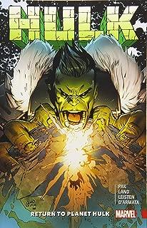 Hulk: Return to Planet Hulk (The Totally Awesome Hulk (2016))