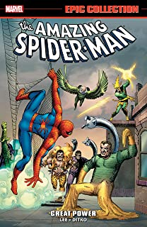 Amazing Spider-Man Epic Collection: Great Power (Amazing Spider-Man (1963-1998))