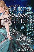 The Duke's Christmas Greetings (Regency Christmas Summons Book 3)