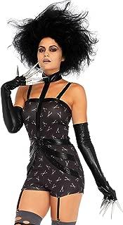 edward scissorhands fancy dress costume