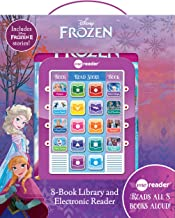 Disney - Frozen and Frozen 2 Me Reader Electronic Reader and 8-Sound Book Library - PI Kids