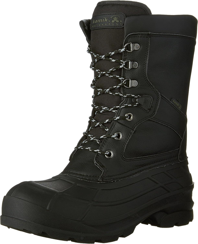 Kamik Men's NationPro Snow Boots