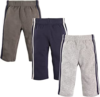 Baby Cotton Pants, 3 Pack