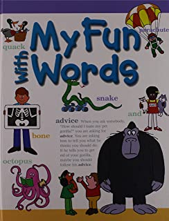 My Fun with Words Dictionary Book 2 L-Z