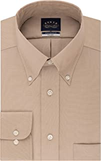 Men's TALL FIT Dress Shirts Non Iron Stretch Button Down...