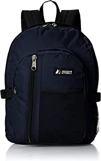 Everest Backpack with Front Mesh Pocket