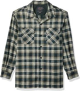 Men's Long Sleeve Classic-fit Board Shirt