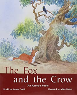 Rigby PM Plus: Individual Student Edition Turquoise (Levels 17-18) The Fox and the Crow