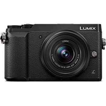 """Panasonic Lumix DMC-GX80K - Cámara EVIL de 16 MP, Pantalla de 3"""", Estabilizador Óptico de 5 Ejes, RAW, Wi-Fi, 4K, Kit con Objetivo Lumix Vario 12 - 32 mm/F3.5-5.6, Color Negro"""