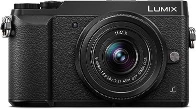 Panasonic Lumix DMC-GX80K - Cámara EVIL de 16 MP, Pantalla de 3