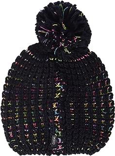 maximo Girls Basque Mit Lurex Punkten Und Kunstfellpomon Hat