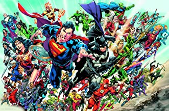 Trends International Group DC Comics - Rebirth Wall Poster, 22.375