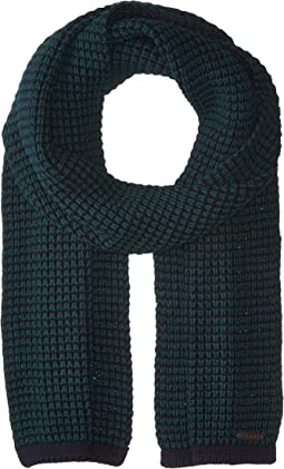 Ted Baker - Walnut Plaited Scarf
