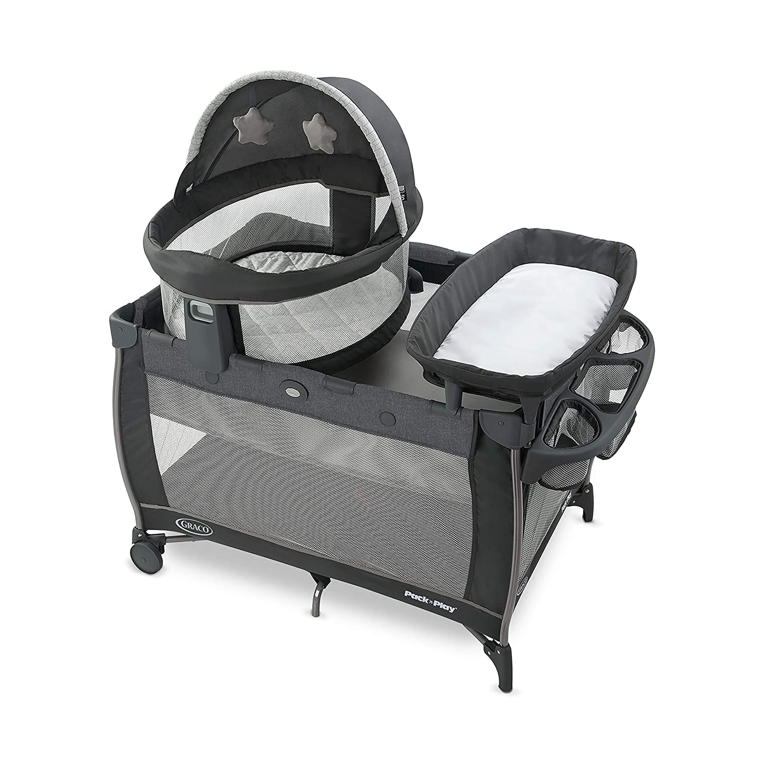 Graco Pack 'n-Play Dome LX-Playard | Features Portable and More, Redmond, Amazon Exclusive