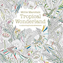 Best millie marotta's tropical wonderland: a colouring book adventure Reviews
