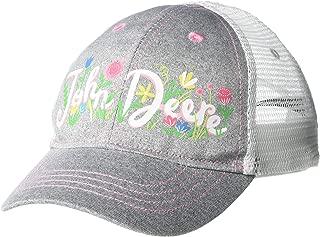 John Deere Girls' Baseball Cap