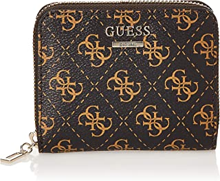 Guess Katey women wallet Small Zip Around