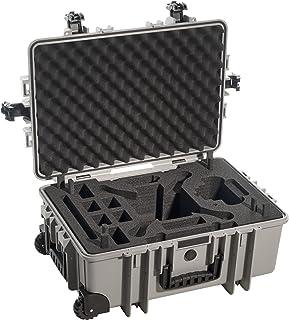B&W Outdoor.cases type 6700 met DJI Phantom 3 Standard / 3 Advanced / 3 Professional Inlay - Het origineel