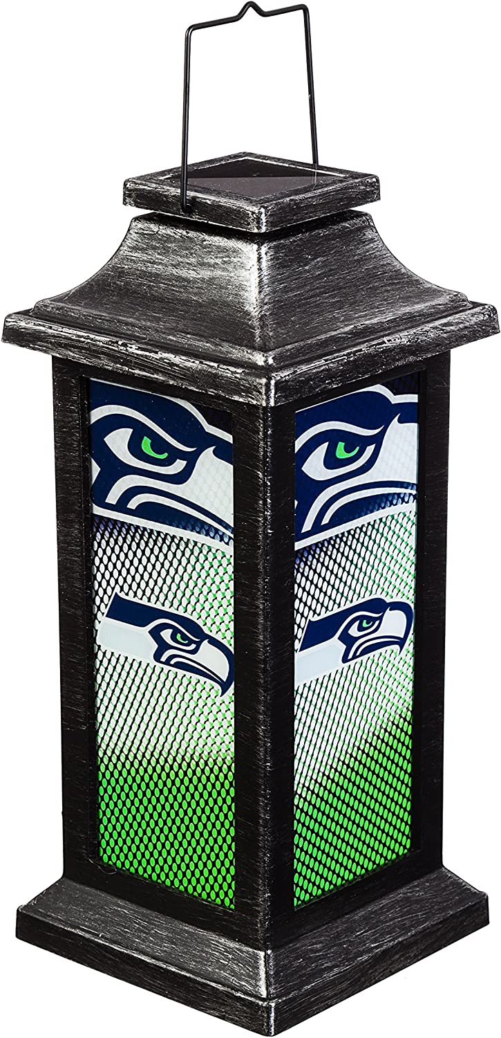 Nippon regular agency Team Sports America Direct stock discount Seattle Solar-Powered Seahawks Outdoor Safe