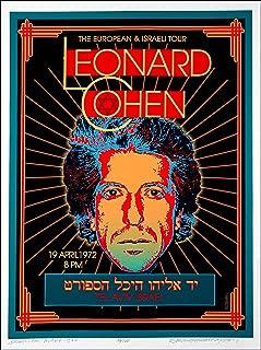 Best leonard cohen signed memorabilia Reviews