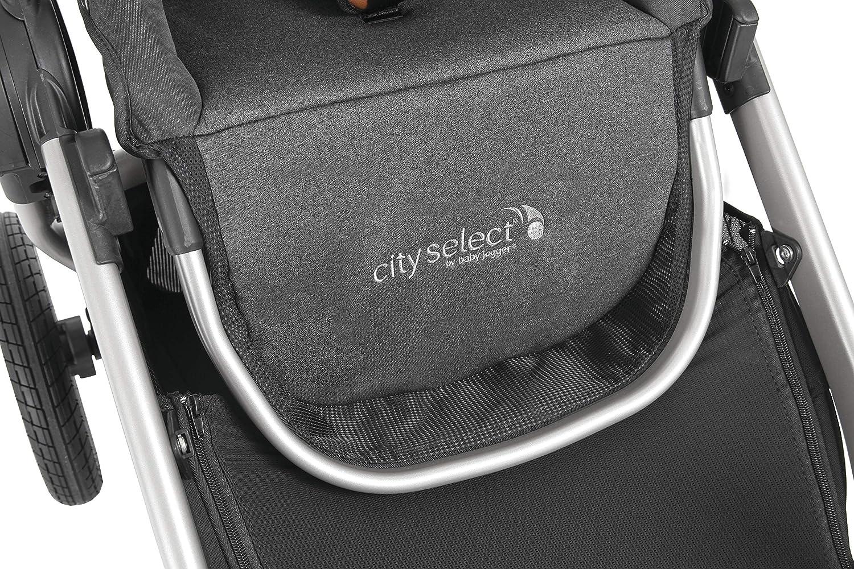 Baby Jogger City Select Single Stroller, Slate
