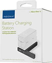 insignia side dock charging station