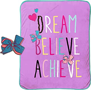 Jay Franco Nickelodeon JoJo Siwa Dream Believe 2-Piece Plush 40