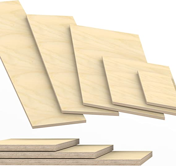 18mm Multiplex Zuschnitt wei/ß melaminbeschichtet L/änge bis 200cm Multiplexplatten Zuschnitte Auswahl 30x80 cm