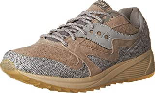 Saucony Mens Grid 8000 Ankle-High Fashion Sneaker
