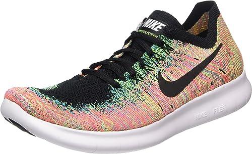 Nike Libre RN Flyknit 2017, Chaussures de FonctionneHommest Compétition Homme