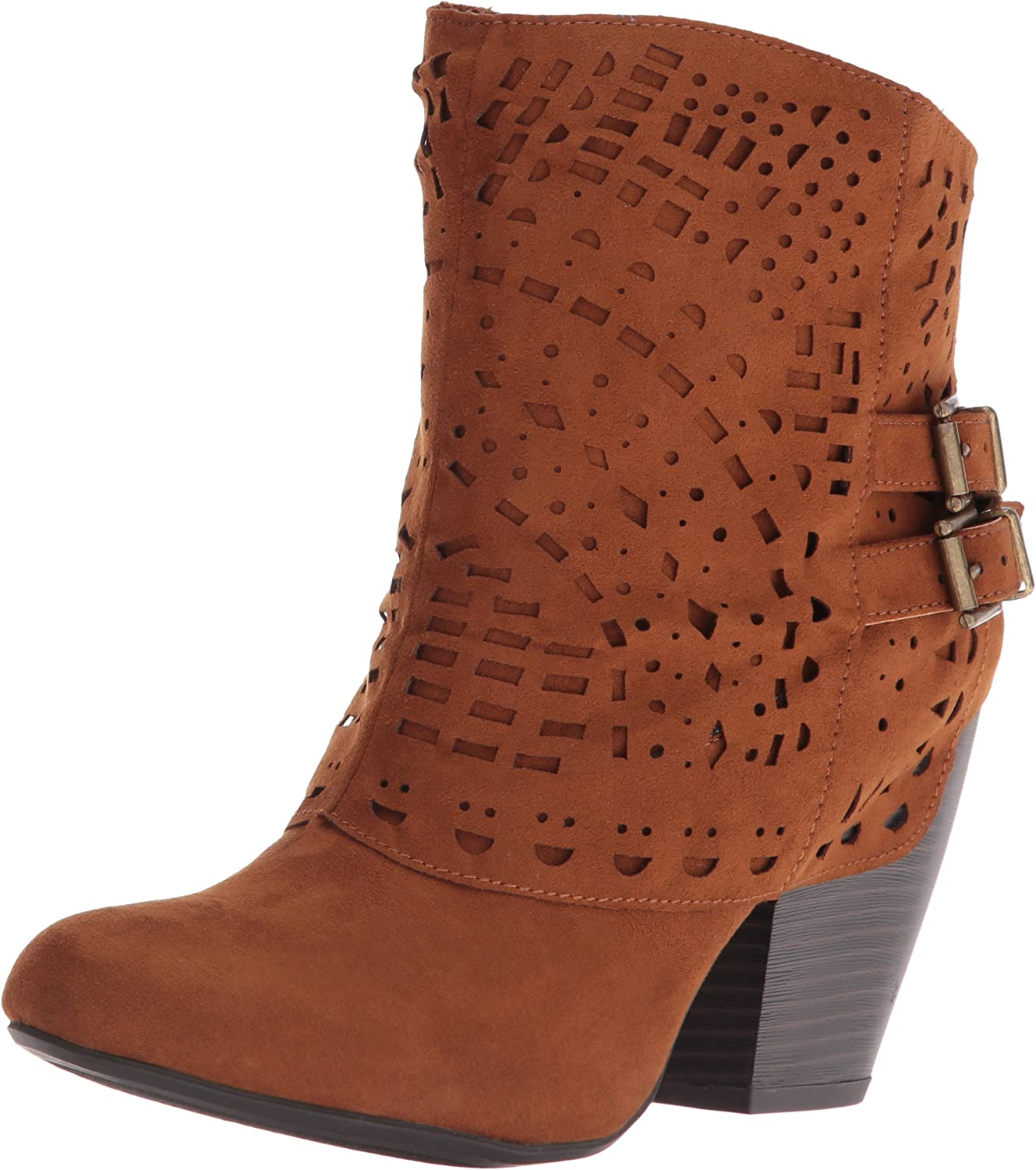 Sugar Womens Tamale Ankle Bootie