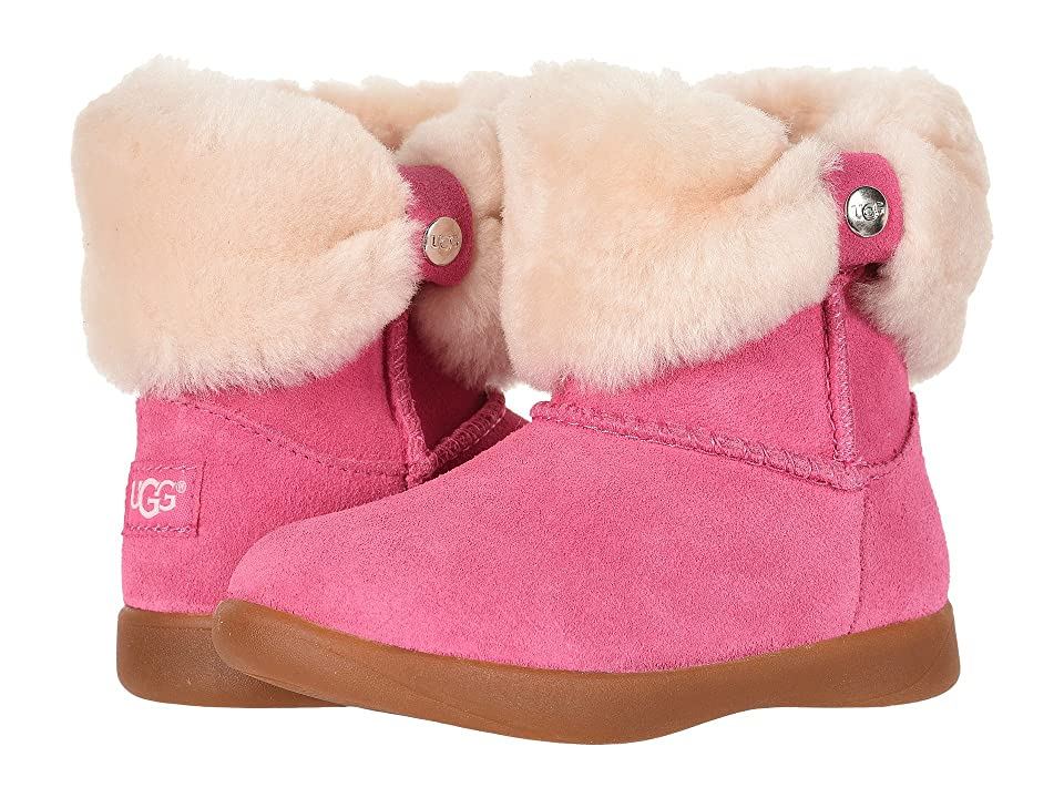 UGG Kids Ramona (Toddler/Little Kid) (Pink Azalea) Girls Shoes