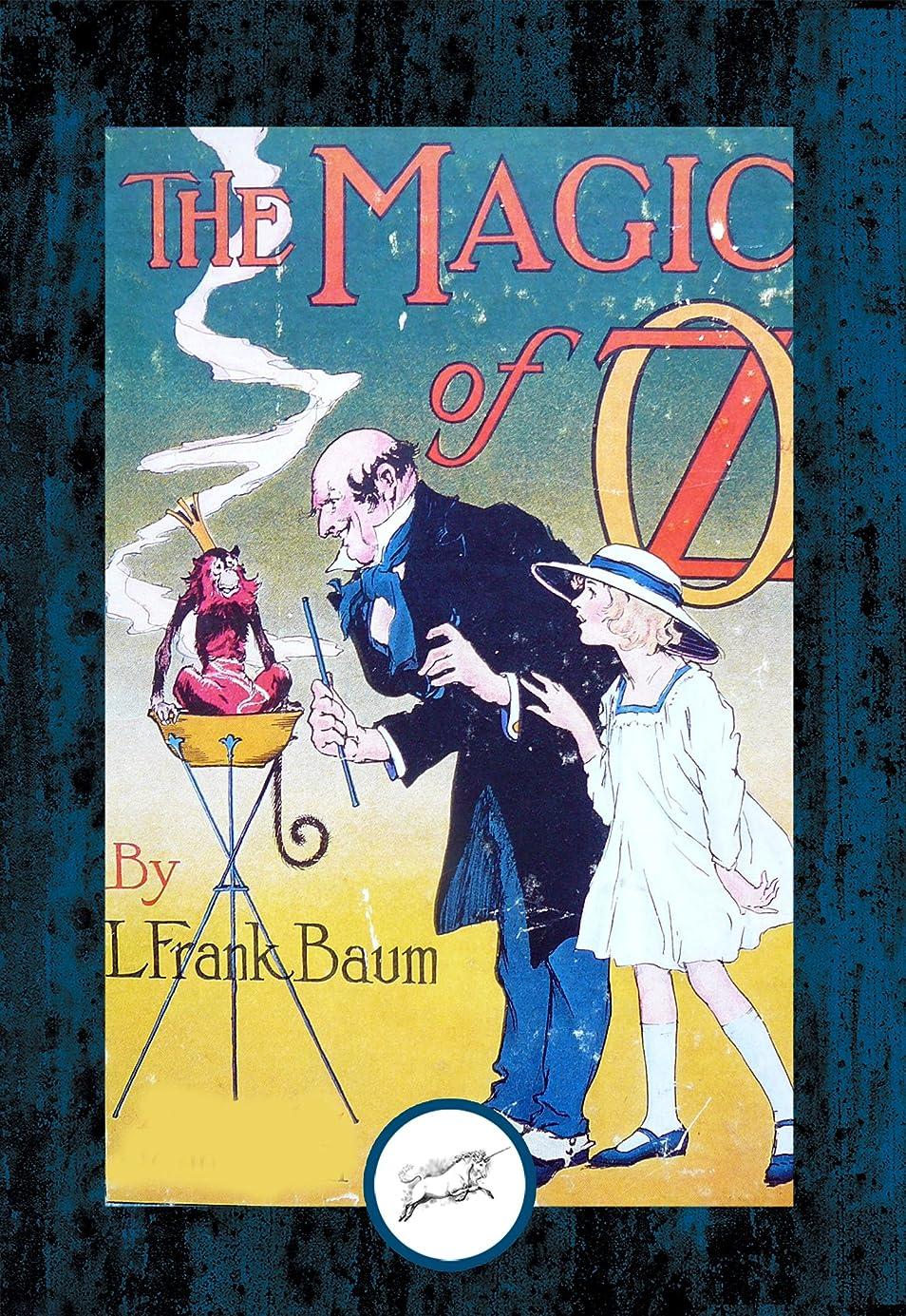 ストライプ和解するサンダーThe Magic of Oz (Unexpurgated Start Publishing LLC) (English Edition)