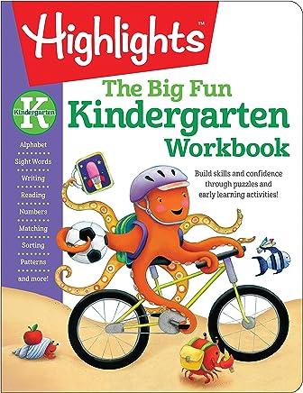 The Big Fun Kindergarten Workbook (Highlights™ Big Fun Activity Workbooks)