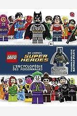 Lego dc comics, l'encyclopédie Paperback