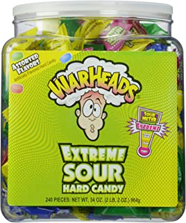 Best warheads mini size extreme sour Reviews