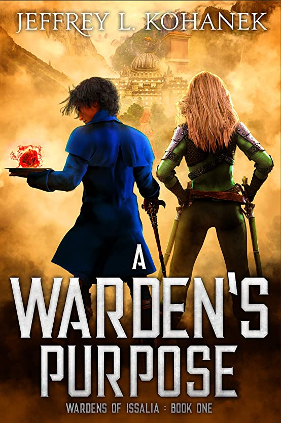 部分的にペンフレンド悲惨なA Warden's Purpose (Wardens of Issalia Book 1) (English Edition)