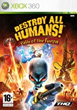Destroy All Humans: Path of Furon - Xbox 360
