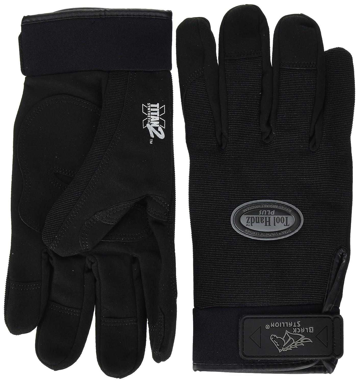 Revco 99PLUS-Black-XL Tool Handz Milwaukee Max 81% OFF Mall Reinforced Gl Plus Snug-Fitting